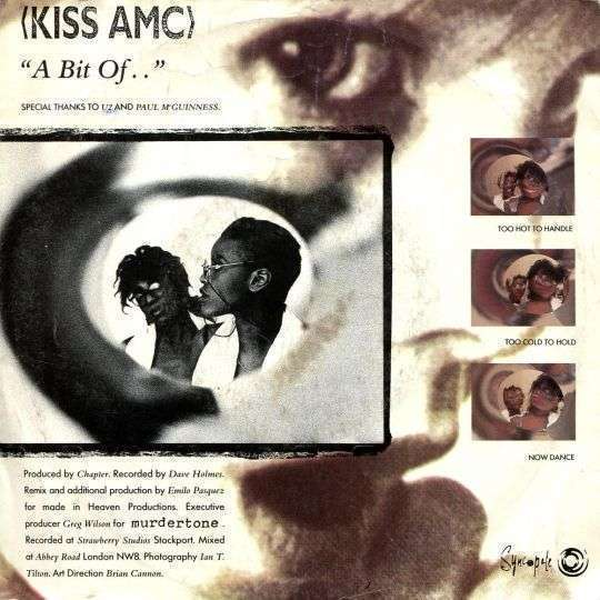 Coverafbeelding Kiss AMC - A Bit Of ..