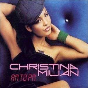 Coverafbeelding Am To Pm - Christina Milian