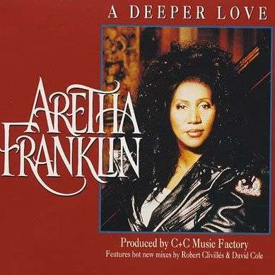 Coverafbeelding A Deeper Love - Aretha Franklin