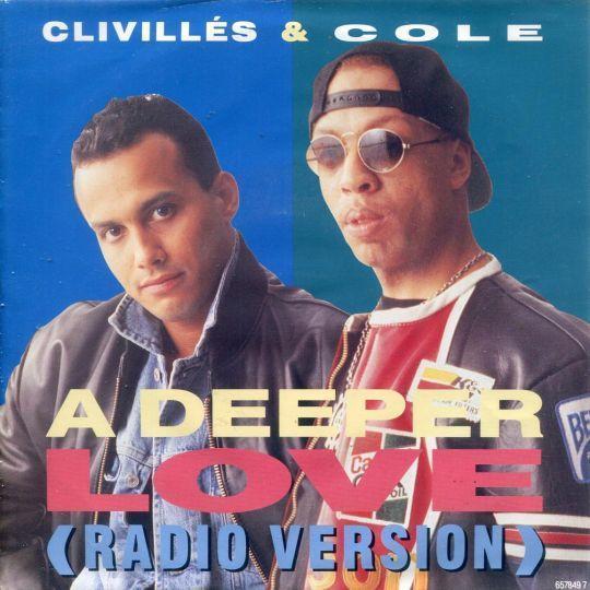 Coverafbeelding Clivillés & Cole - A Deeper Love
