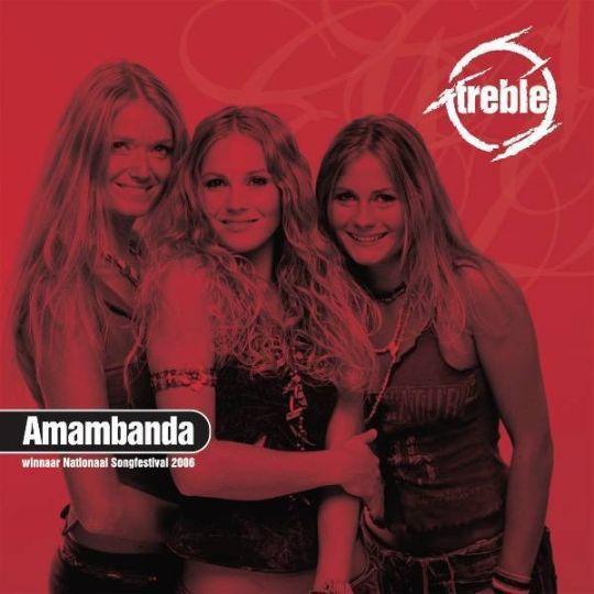 Coverafbeelding Amambanda - Treble
