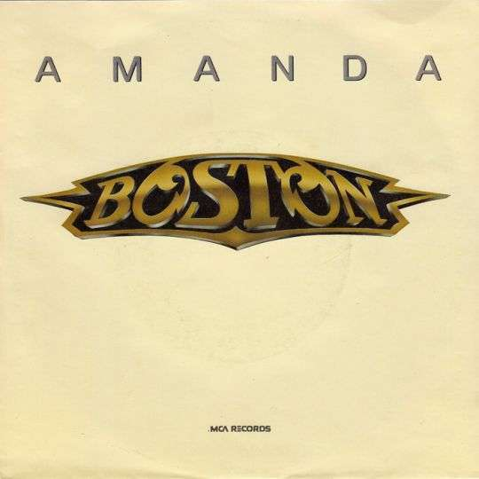 Coverafbeelding Amanda - Boston