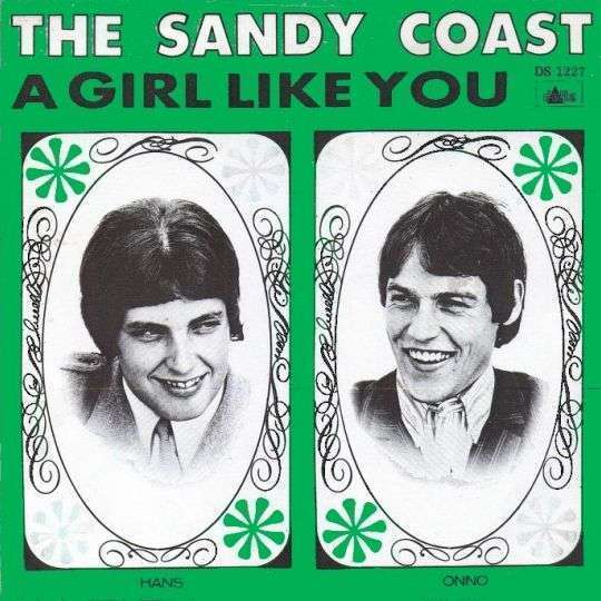 Coverafbeelding A Girl Like You - The Sandy Coast