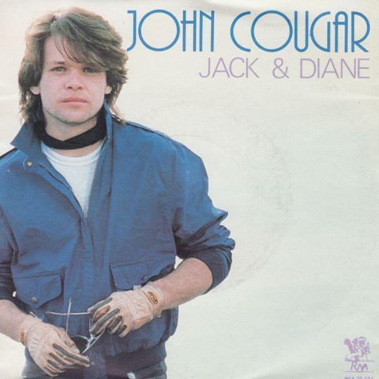 Coverafbeelding Jack & Diane - John Cougar