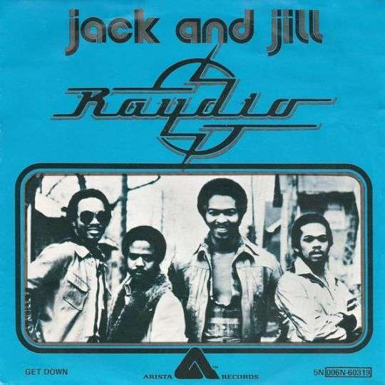 Coverafbeelding Raydio - Jack And Jill
