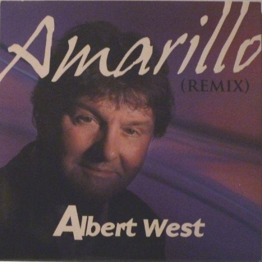 Coverafbeelding Albert West - Amarillo (Remix)