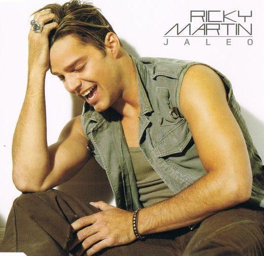 Coverafbeelding Jaleo - Ricky Martin