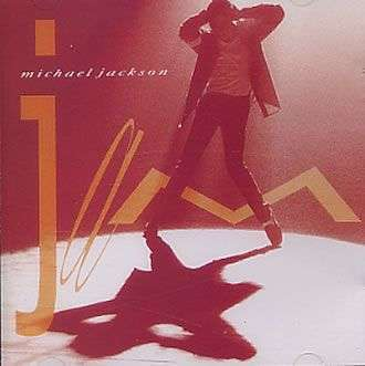 Coverafbeelding Jam - Michael Jackson