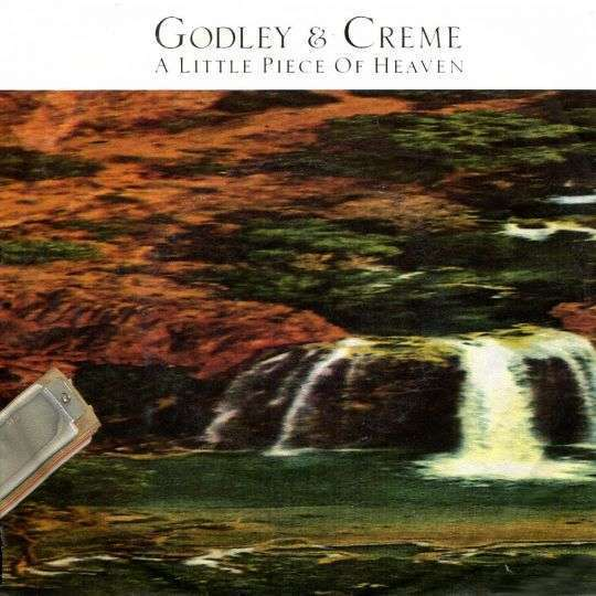 Coverafbeelding A Little Piece Of Heaven - Godley & Creme