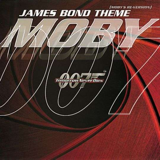 Coverafbeelding Moby - James Bond Theme (Moby's Re-Version)