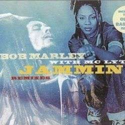 Coverafbeelding Jammin' - Remixes - Bob Marley With Mc Lyte