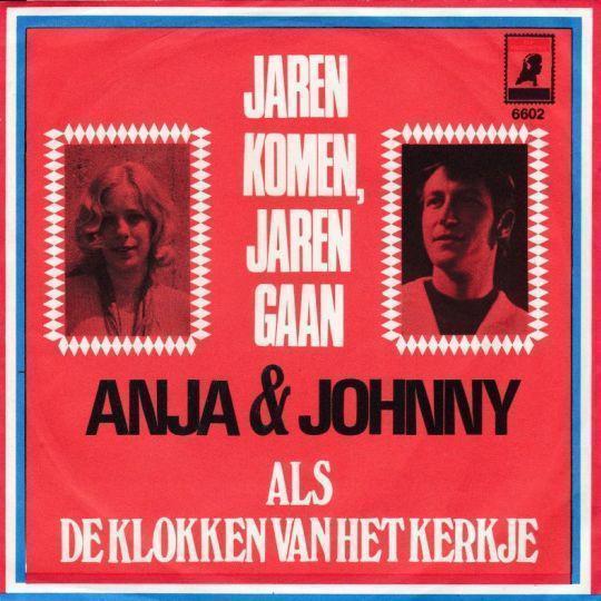 Coverafbeelding Jaren Komen, Jaren Gaan - Anja & Johnny