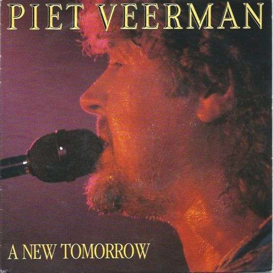 Coverafbeelding A New Tomorrow - Piet Veerman