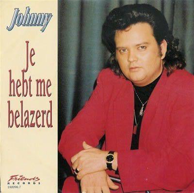 Coverafbeelding Johnny ((1992)) - Je Hebt Me Belazerd