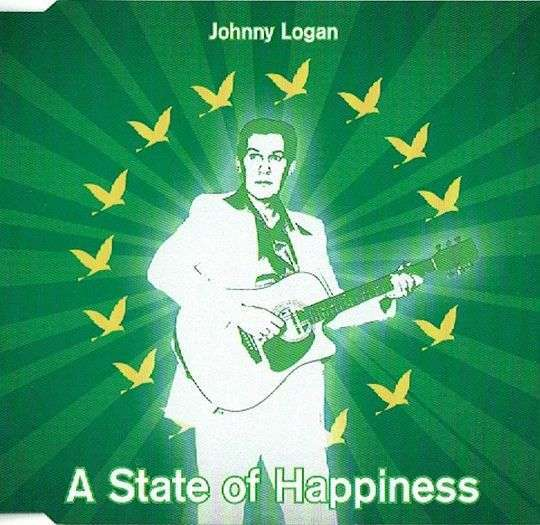 Coverafbeelding A State Of Happiness - Johnny Logan