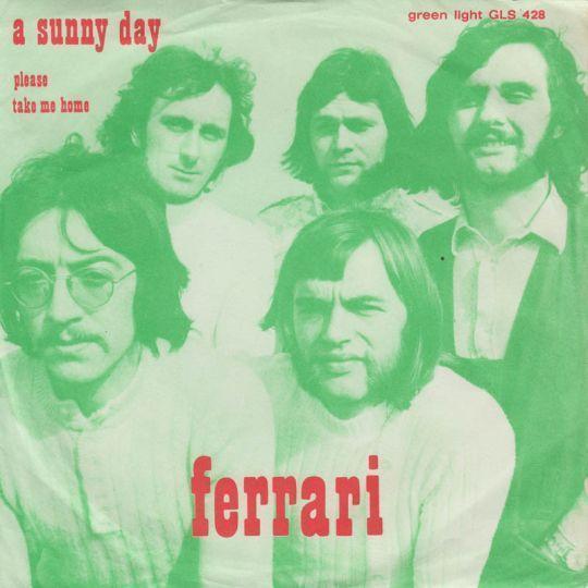 Coverafbeelding A Sunny Day - Ferrari