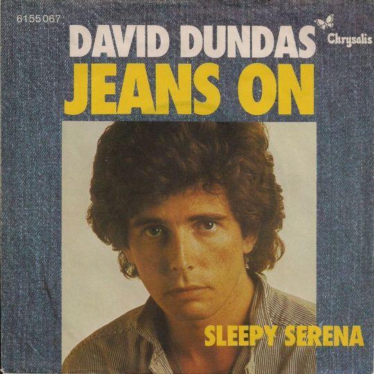 Coverafbeelding David Dundas - Jeans On