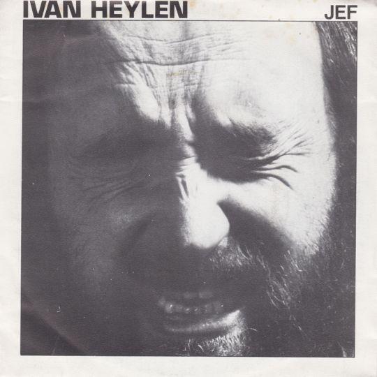 Coverafbeelding Jef - Ivan Heylen