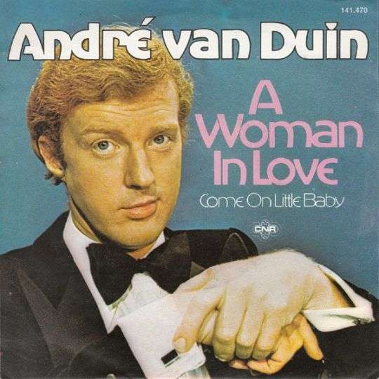 Coverafbeelding A Woman In Love - André Van Duin