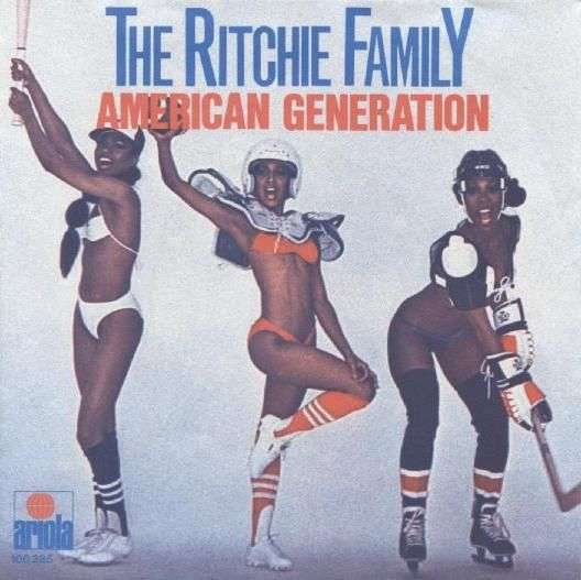 Coverafbeelding American Generation - The Ritchie Family