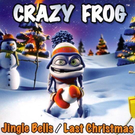 Coverafbeelding Jingle Bells/ Last Christmas - Crazy Frog