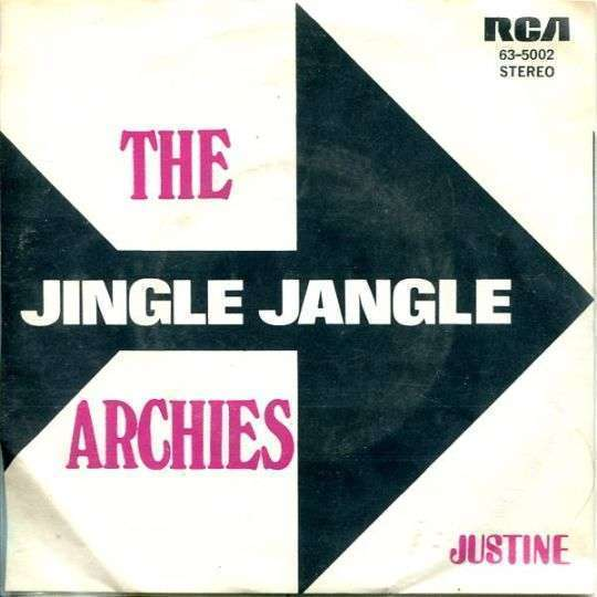 Coverafbeelding Jingle Jangle - The Archies