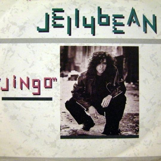 Coverafbeelding Jellybean - Jingo