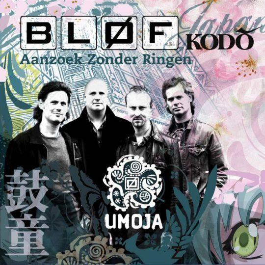 Coverafbeelding Aanzoek Zonder Ringen - Bløf & Kodō