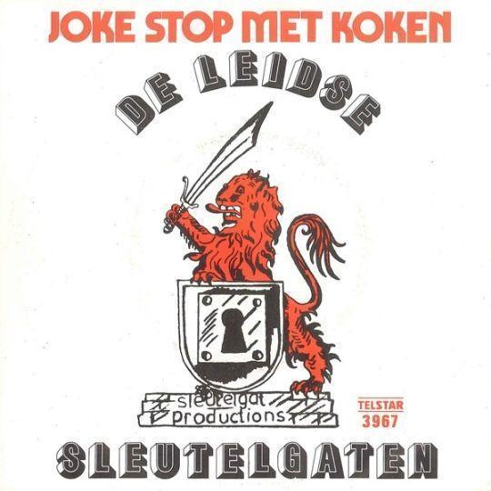 Coverafbeelding De Leidse Sleutelgaten - Joke Stop Met Koken