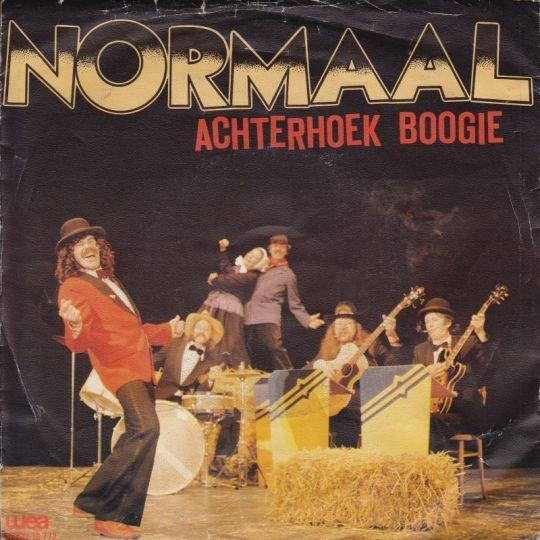 Coverafbeelding Achterhoek Boogie - Normaal