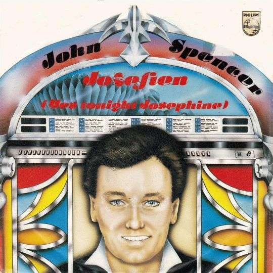 Coverafbeelding Jozefien (Yes Tonight Josephine) - John Spencer