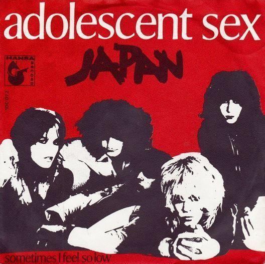 Coverafbeelding Japan - Adolescent Sex