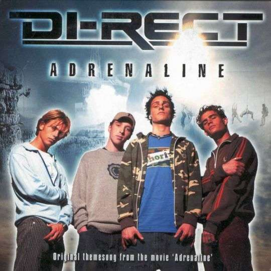 Coverafbeelding Adrenaline - Original Themesong From The Movie 'adrenaline' - Di-Rect
