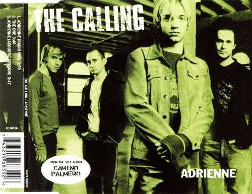 Coverafbeelding Adrienne - The Calling