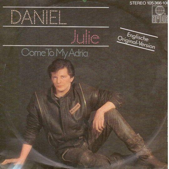 Coverafbeelding Daniel - Julie