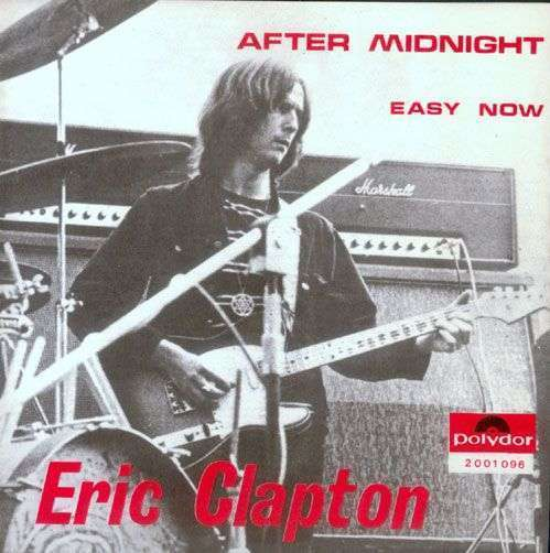 Coverafbeelding After Midnight - Eric Clapton