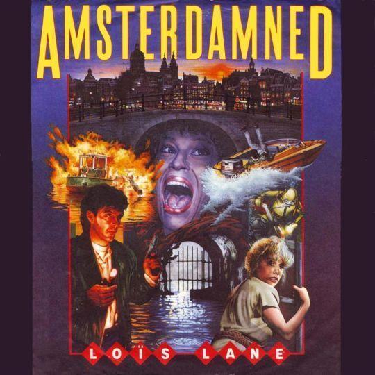 Coverafbeelding Loïs Lane - Amsterdamned
