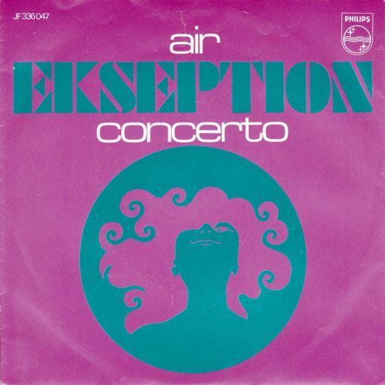 Coverafbeelding Air - Ekseption