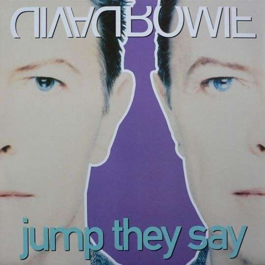 Coverafbeelding Jump They Say - David Bowie