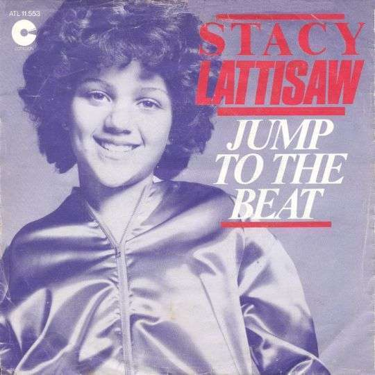Coverafbeelding Stacy Lattisaw - Jump To The Beat