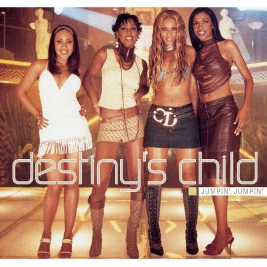 Coverafbeelding Jumpin' Jumpin' - Destiny's Child