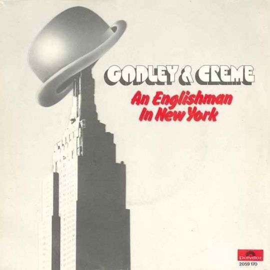 Coverafbeelding Godley & Creme - An Englishman In New York