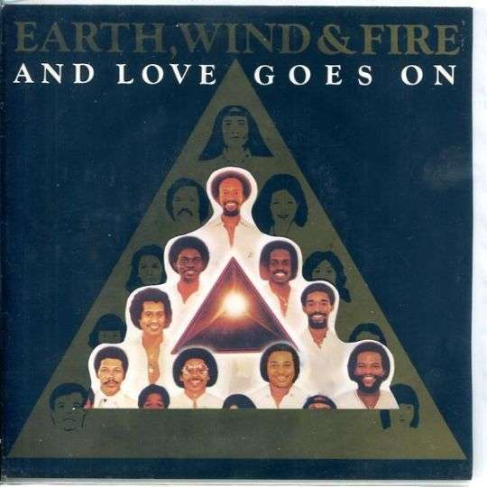 Coverafbeelding And Love Goes On - Earth, Wind & Fire