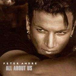 Coverafbeelding All About Us - Peter Andre