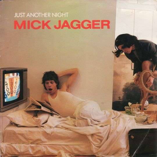 Coverafbeelding Just Another Night - Mick Jagger