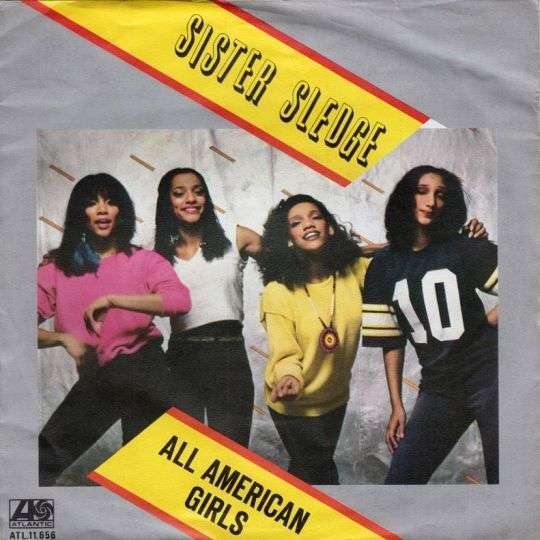 Coverafbeelding All American Girls - Sister Sledge