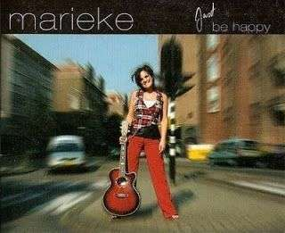 Coverafbeelding Marieke - Just Be Happy