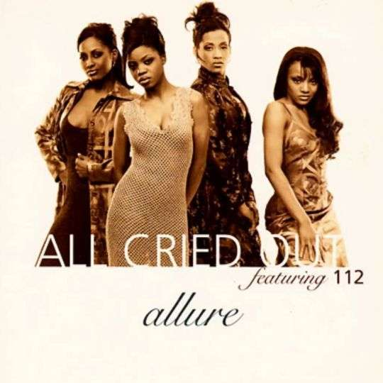 Coverafbeelding All Cried Out - Allure Featuring 112
