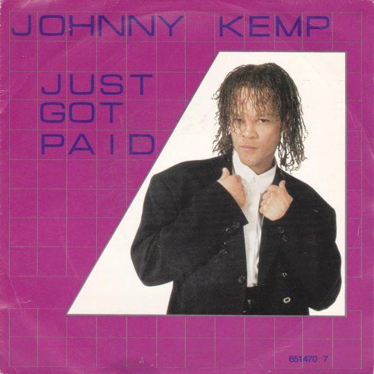 Coverafbeelding Johnny Kemp - Just Got Paid
