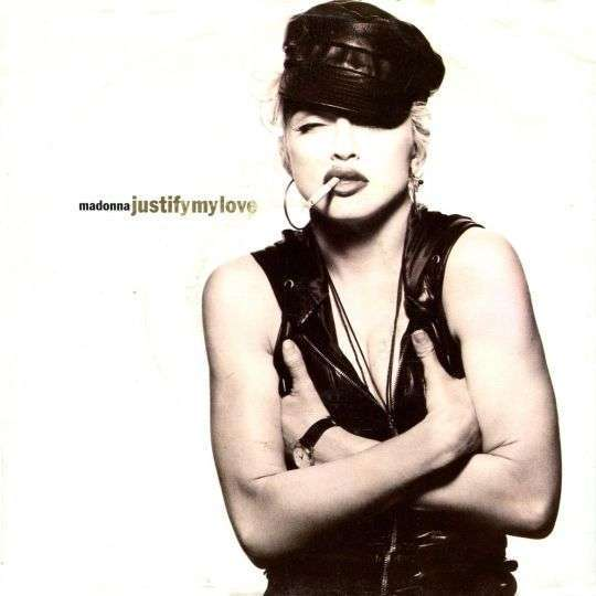 Coverafbeelding Madonna - Justify My Love
